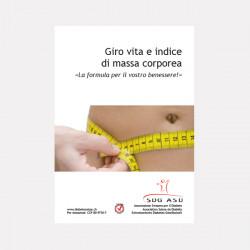 Giro vita e indice di massa corporea