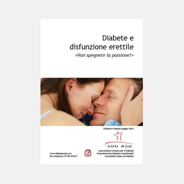 Diabete e disfunzione erettile