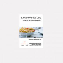 Quiz sur les glucides