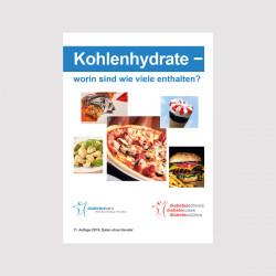 Kohlenhydrate - worin sind wieviele enthalten?