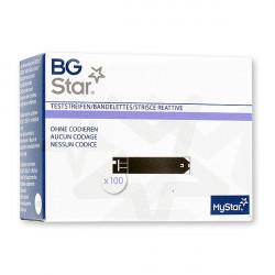 BG Star® - Teststreifen 100 Stk.