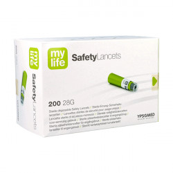 mylife™ SafetyLancets (28 G) - Lanzetten