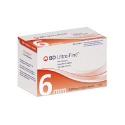 BD Ultra-Fine™+ 31 G, 6 mm - Pen-Nadeln