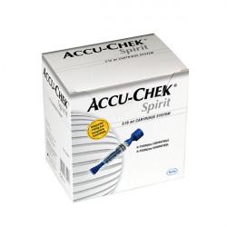 Accu-Chek Spirit 3.15 ml Ampullen-System - Packung mit 25 Stk.