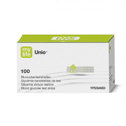 mylife™ Unio™ - Teststreifen 100 Stk.