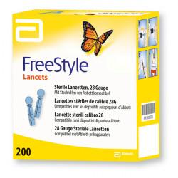 FreeStlye Lancettes 28 G - lancettes