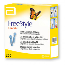 FreeStyle Lanzetten 28 G - Lanzetten