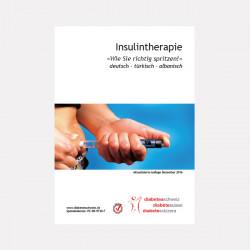Le traitement par insuline