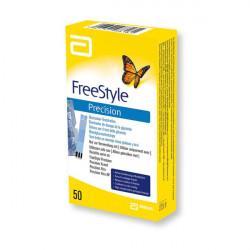 Freestyle Precision - Teststreifen 50 Stk.