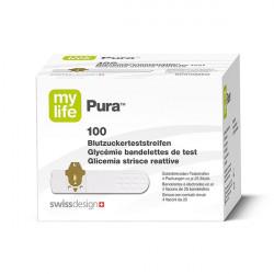 mylife™ Pura® - Teststreifen 100 Stk.