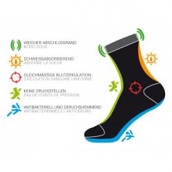 Socken für Diabetiker