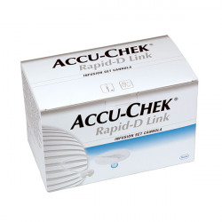 Accu-Chek Rapid D-Link, set de perfusion 6 mm