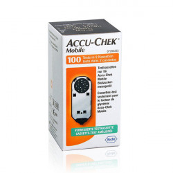 Accu-Chek® Mobile - 2 Kassetten à 50 Tests