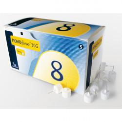 NovoFine® (30G), 8 mm - aiguilles pour stylos
